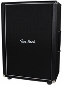 Two-Rock 2x12 Cab in Black NAMM Demo - Blem