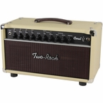 Two-Rock Coral 22 Amp Head - Blonde & Oxblood