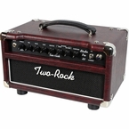 Two-Rock Studio Pro 22 Head in Custom Wine Taurus