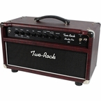 Two-Rock Studio Pro 50 Head in Custom Wine Taurus