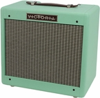 Victoria Model 518 Amp - Custom Surf Green