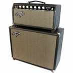 Vintage Sound Vintage 20 Head & 1x12 Cab in Black