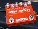 Wampler Brent Mason Hot Wired Pedal