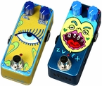 Zvex Fuzzolo Pedal - Hand Painted
