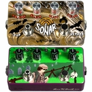 Zvex Sonar Pedal - Hand Painted