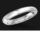 11-3616HC Triton Tungsten Carbide Wedding Ring<br> 4 Millimeter | 5 Millimeter | 6 Millimeter