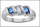 "Mother's Ring<br>""Synthetic Birthstones""<br><font color=""red"">""Marquise Stones""</font><br><font color=""green"">""Takes 5 to 7 Days for us to get ready to Ship""</font>"
