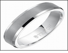 Triton Tungsten Carbide Wedding Ring 11-3617HC5