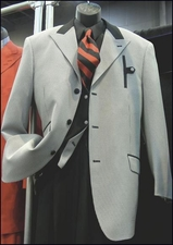 3 Piece Designer Men's Suit On Sale (P1012)