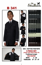 Boy's Premium Special Occasion Suit, Christmas Sale (B341)