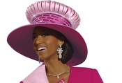 Classic Womens Church Hat Donna Vinci H2147