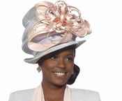 Classy Womens First Lady Hat By Donna Vinci H2149