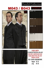 Designer Men's And Boy's Suit (M043 / B043)