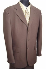 Designer Single Breasted Day Wear Men's Suit (P1053)