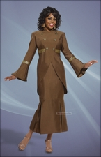 Donna Vinci Coco Fashion Suit with Long Skirt by Donna Vinci 11227