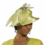 Donna Vinci Elegance Church Hat H2154