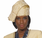 Donna Vinci Fashion Icon Womens Church Hat H2170