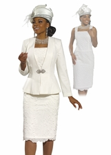 Donna Vinci Glamour Women's Church Dress 5448