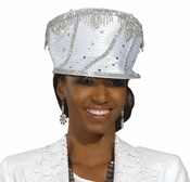 Glamour Womens Church Hat by Donna Vinci H1492