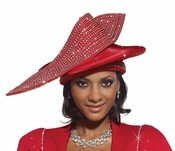 High Fashion Designer Church and Special Occasion Holiday Hat H1441