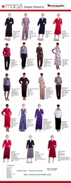 Macy's Designer Close Out Suit Pack of 34 Assorted Career Women's Suits