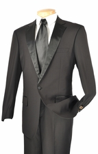 Men's 3 Piece Business Suit (P1252)
