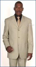 Men's Career Business & Formal Occasion Stylish Italian Suit