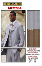 Men's Designer Special Occasion Suit (MF2704)