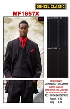 Men's Designer Suit (MF1657X)