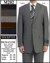 Men's Designer Suit On Sale (M202)
