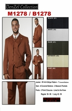 Men's Fashion Suit (M1278 / B1278)