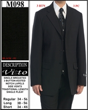 Men's Formal Suit, Sharp, Best Price (M098)