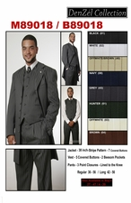 Men's Sharp Designer Suit Below Wholesale Prices (M89018)