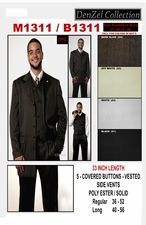 Men's Top Notch Church Suit On Sale (M1311 / B1311)