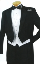 Men's Tuxedo with Tails (S1253)