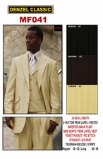 Men's Wedding Suit, Men's Church Suit (MF041)