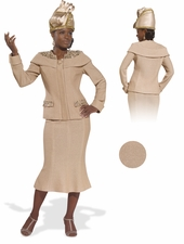 Mother of the Bride Suit by Donna Vinci Knits  2972