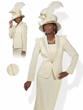 Mother of the Groom Suit by Donna Vinvi Knit 2983