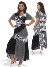 Printed With Love 2 Piece Tunic Set from Love The Queen 17151