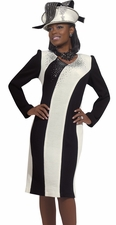 Women's Donna Vinci Stripe Dress 2989