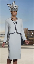 Women's Church Dress, Evening Dress, DVC Exclusive Dress and Jacket 15071