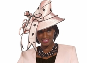 Womens Stylish Church Hat by Donna Vinci H2148