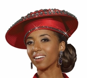 Womens Stylish Church Lady Hat H10007