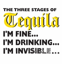 3 Stages of Tequila Apron