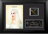Alice In Wonderland the White Queen Anne Hathaway (S3) Minicell