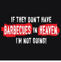 Barbecues in Heaven Apron