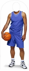 Basketball Stand-In Cardboard Cutout Life Size Standup