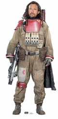 Baze Malbus Rogue One: A Star Wars Story Cardboard Cutout Life Size Standup