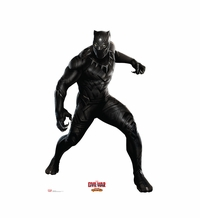 Black Panther � Captain America Civil War Cardboard Cutout Life Size Standup