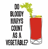 Bloody Mary Apron